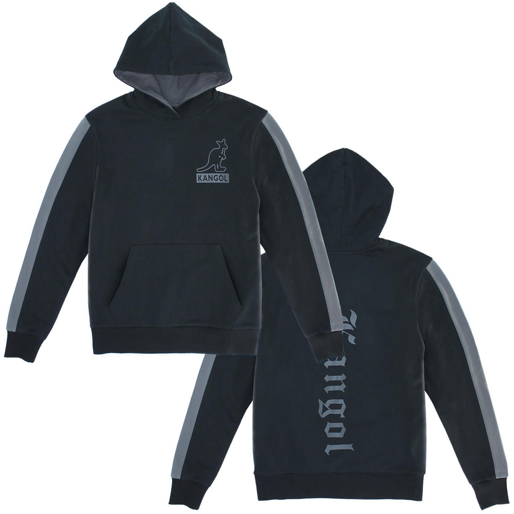 Kangol Kangol : Gothic Back Logo Hoodie