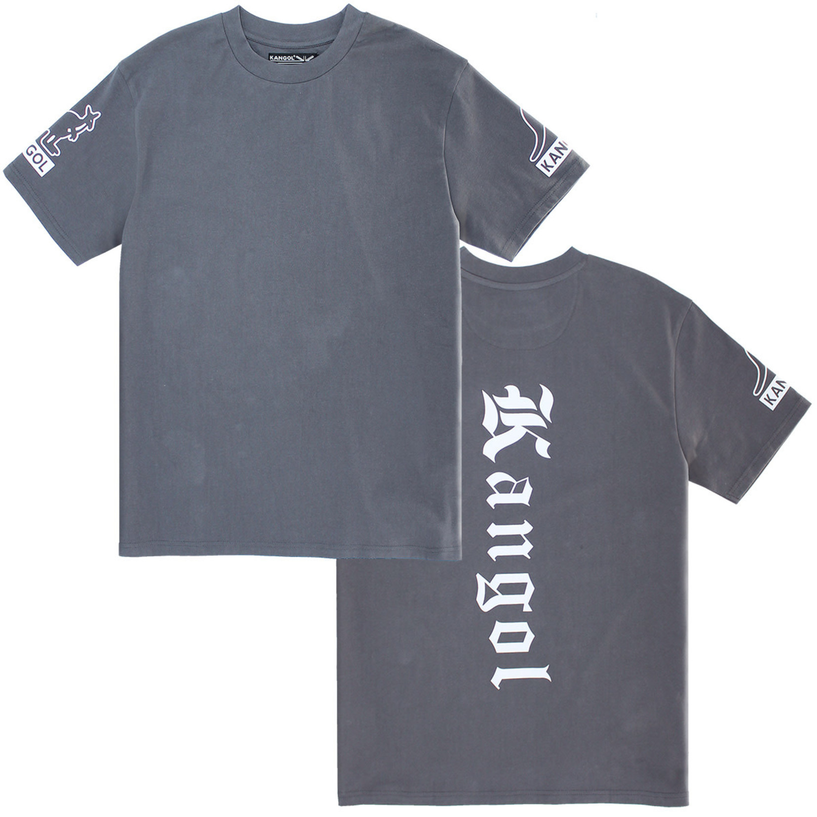 Kangol Kangol : Gothic Back Logo Tee