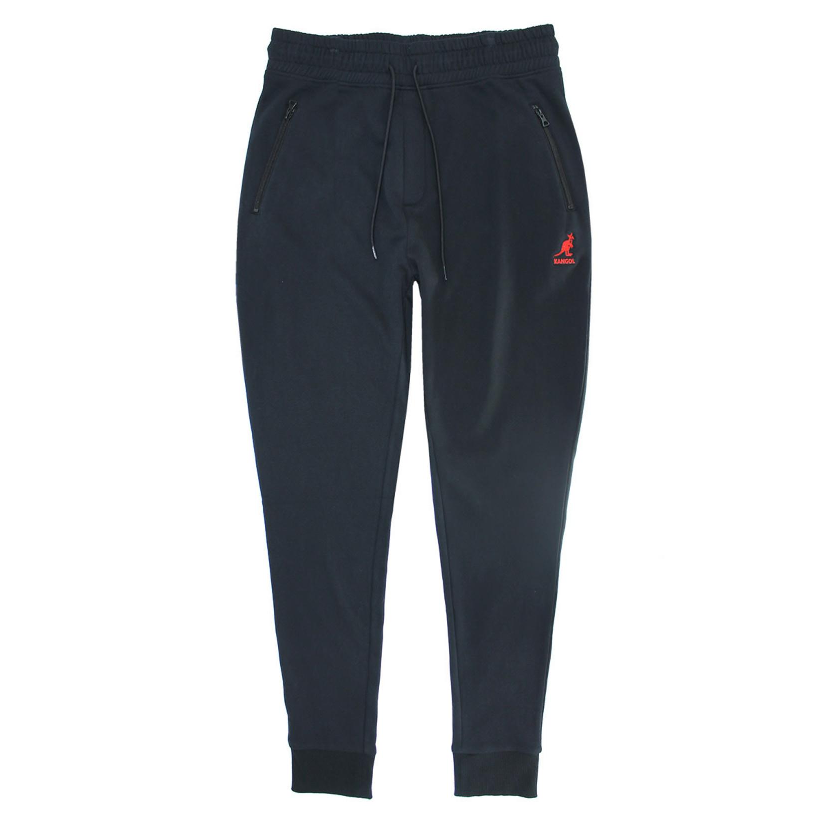 Kangol Kangol : Zipped Sweatpants