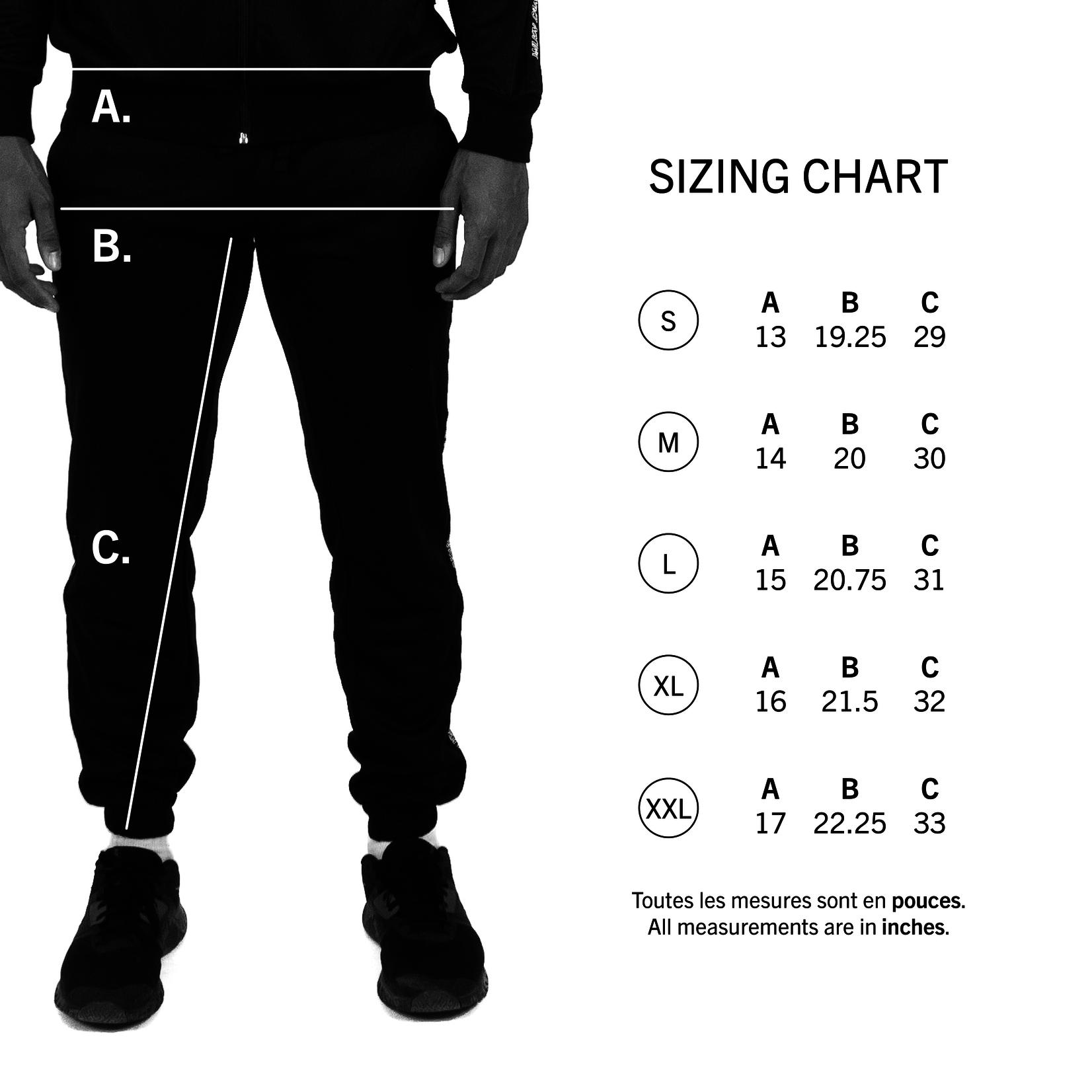 WLKN WLKN : Outline Goal Track Pants