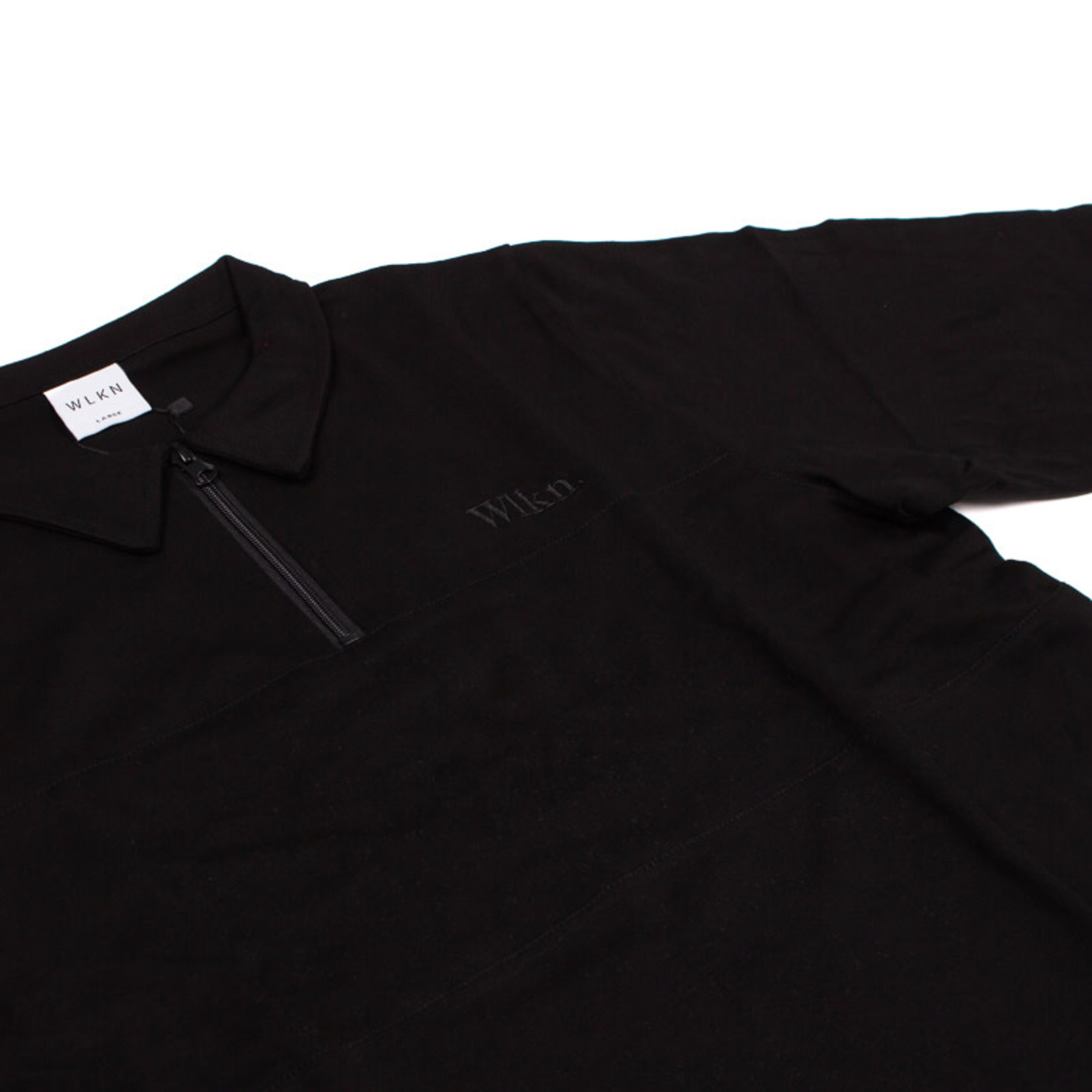 WLKN WLKN : Vintage Long Sleeves Polo