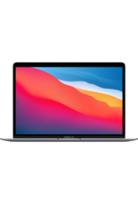 Apple 13-inch MacBook Air:Apple M1 chip with 8‑core CPU and 7‑core GPU//16-core Neural Engine//8GB unified memory//256GB SSD storage - Space Gray