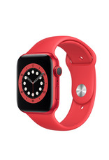 Apple Apple Watch Series 6 GPS, 40mm PRODUCT(RED) Aluminum Case with PRODUCT(RED) Sport Band - Regular