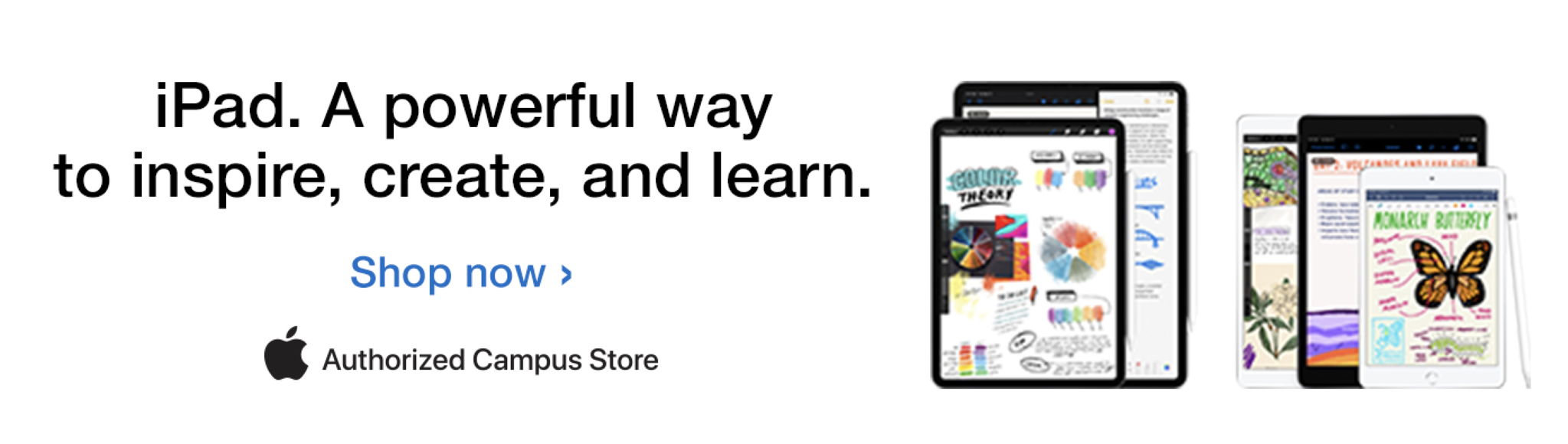 iPad now available at Hopkins Techstore