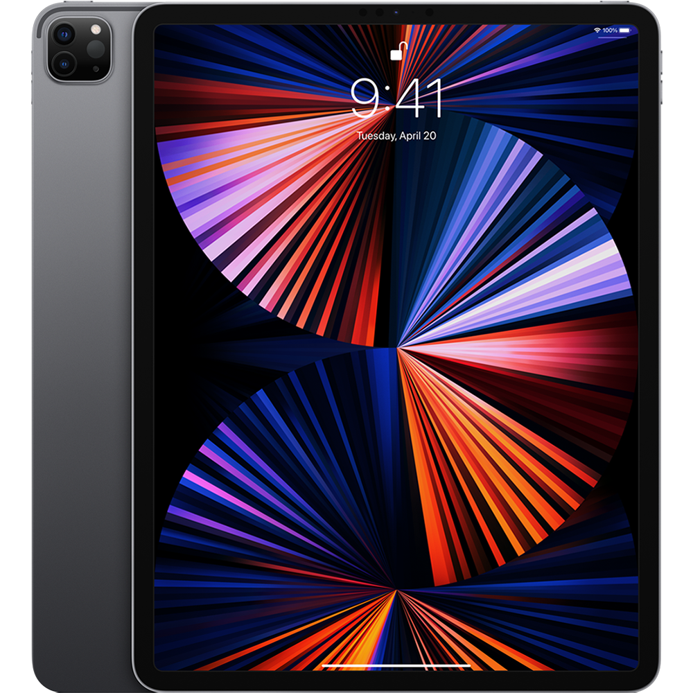 Apple 12.9-inch iPad Pro Wi‑Fi 512GB - Space Gray