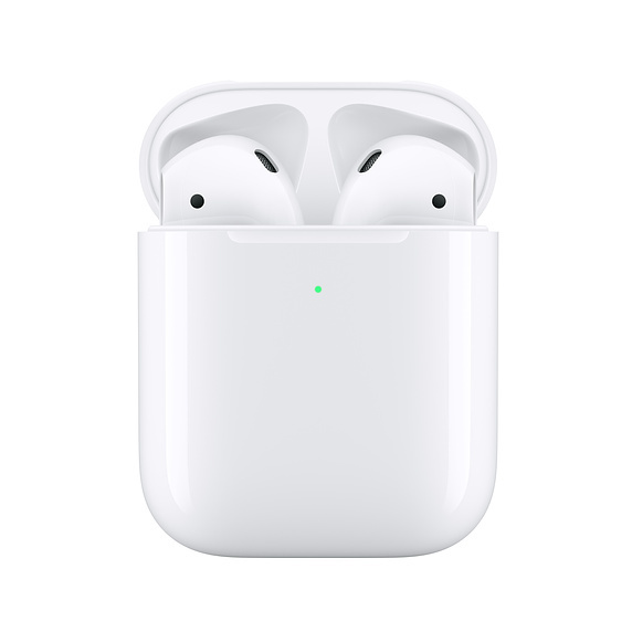 Apple AirPods with Charging Case (2nd Gen 2019)