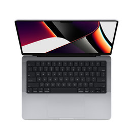 Apple 14-inch MacBook Pro: Apple M1 Pro chip with 10‑core CPU and 16‑core GPU, 1TB SSD - Space Gray
