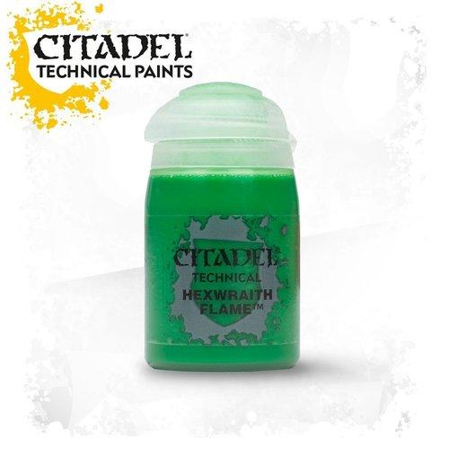 Citadel Paints Hexwraith Flame