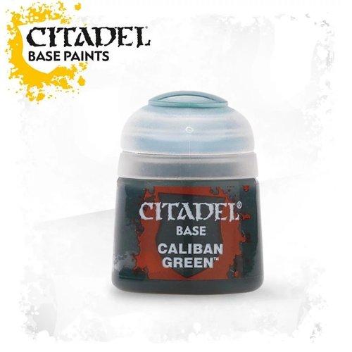 Citadel Paints Caliban Green