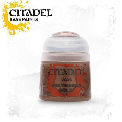Citadel Paints Balthasar Gold