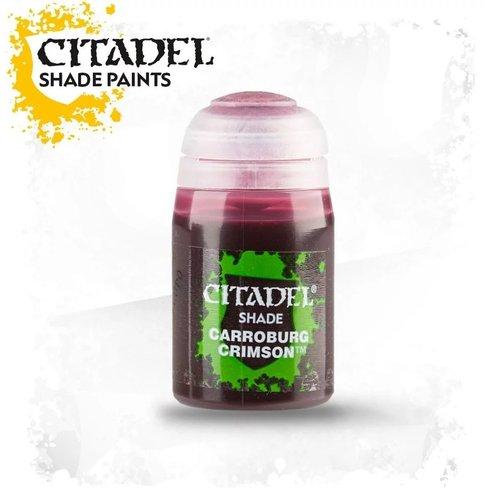 Citadel Paints Carroburg Crimson