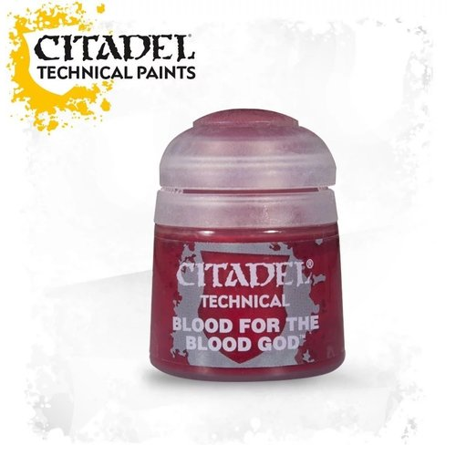 Citadel Paints Blood for the Blood God
