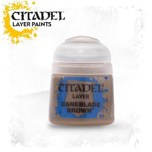 Citadel Paints Baneblade Brown
