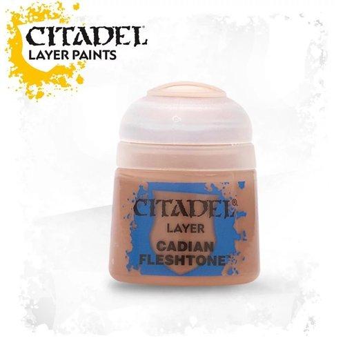 Citadel Paints Cadian Fleshtone