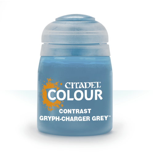 Citadel Paints Contrast: Gryph-Charger Grey