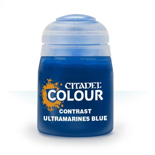 Citadel Paints Contrast: Ultramarines Blue