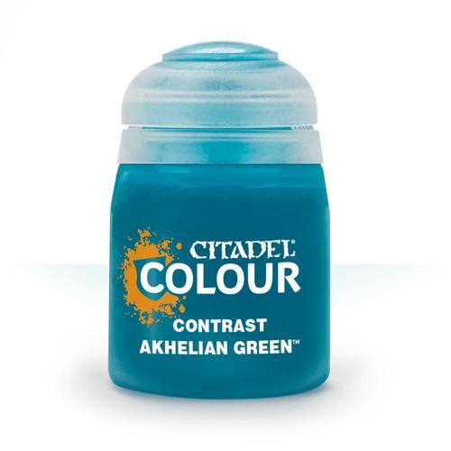 Citadel Paints Contrast: Arkhelian Green