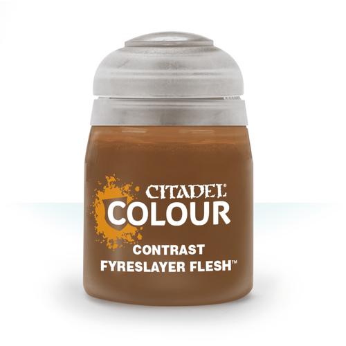 Citadel Paints Contrast: Fyreslayer Flesh