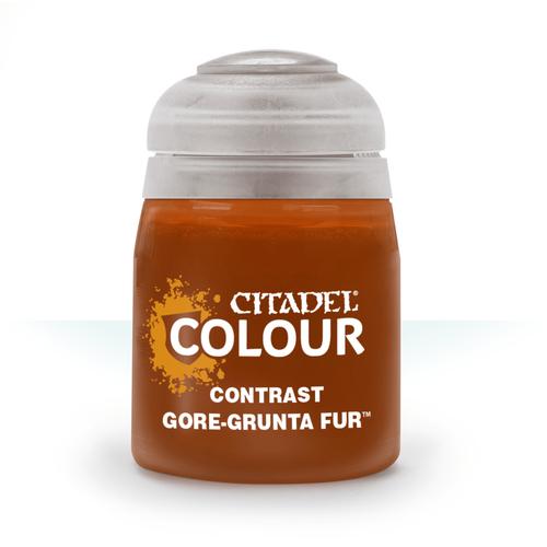 Citadel Paints Contrast: Gore-Grunta Fur