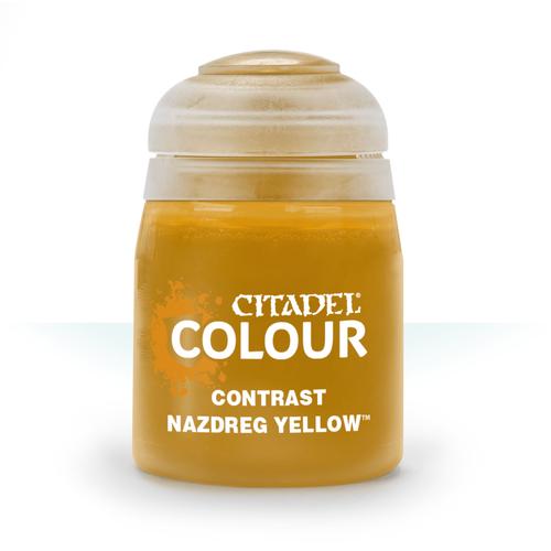 Citadel Paints Contrast: Nazdreg Yellow