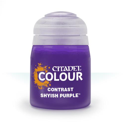 Citadel Paints Contrast: Shyish Purple