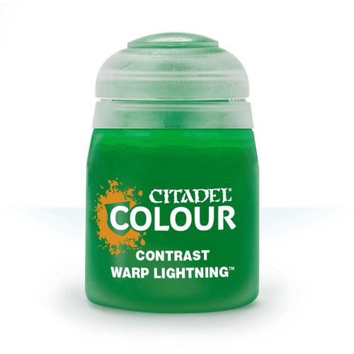 Citadel Paints Warp Lightning Contrast