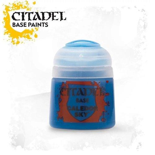Citadel Paints Caledor Sky