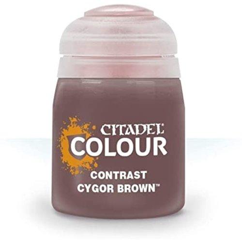 Citadel Paints Cygor Brown