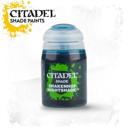 Citadel Paints Drakenhof Nightshade