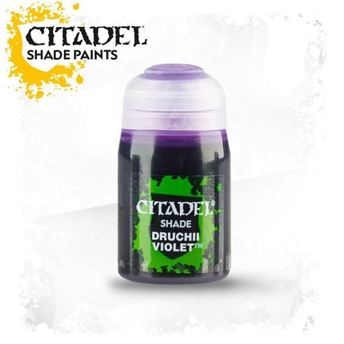 Citadel Paints Druchii Violet