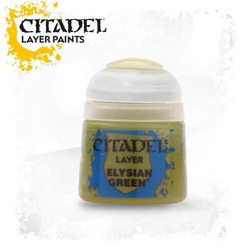 Citadel Paints Elysian Green