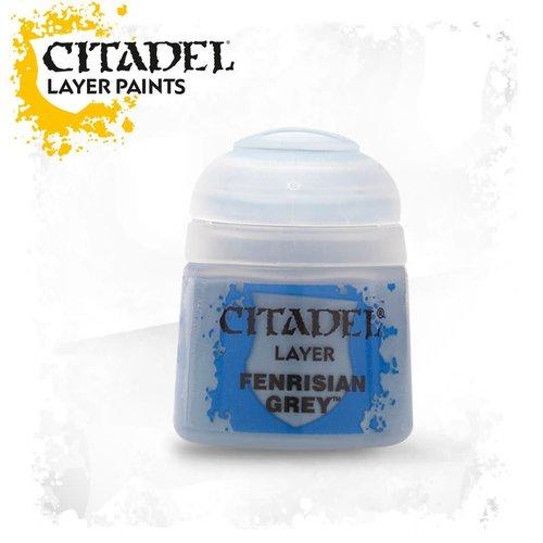 Citadel Paints Fenrisian Grey