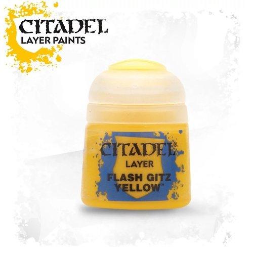 Citadel Paints Flash Gitz Yellow