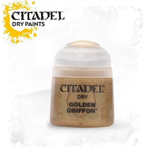 Citadel Paints Golden Griffon