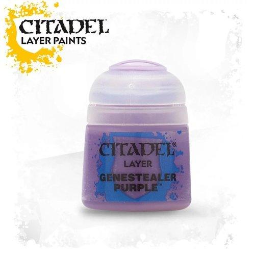 Citadel Paints Genestealer Purple