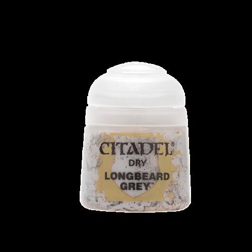 Citadel Paints Longbeard Grey