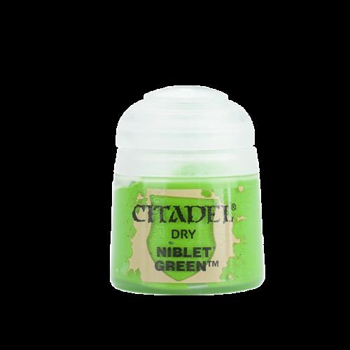 Citadel Paints Niblet Green