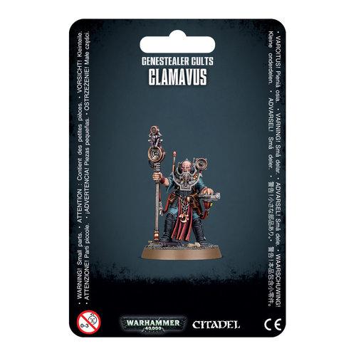 Warhammer 40k Genestealer Cult Clamavus