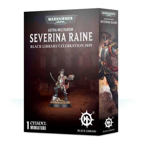 Warhammer 40k Severina Raine