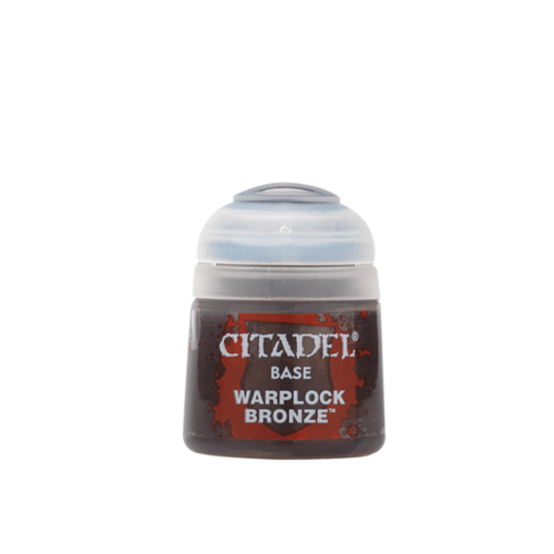 Citadel Paints Warplock Bronze