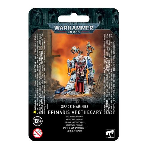 Warhammer 40k Primaris Apothecary