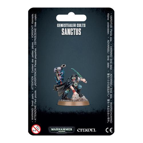 Warhammer 40k Genestealer Cult Sanctus