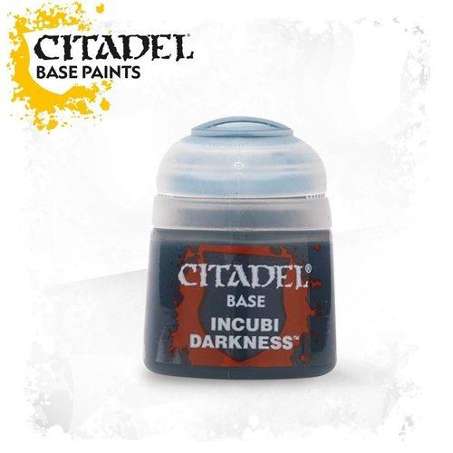 Citadel Paints Incubi Darkness