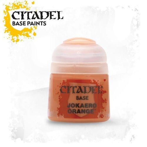 Citadel Paints Jokaero Orange