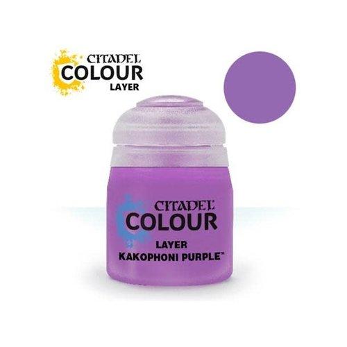 Citadel Paints Kakophoni Purple