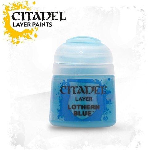 Citadel Paints Lothern Blue