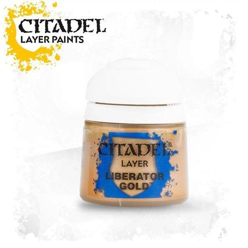 Citadel Paints Liberator Gold