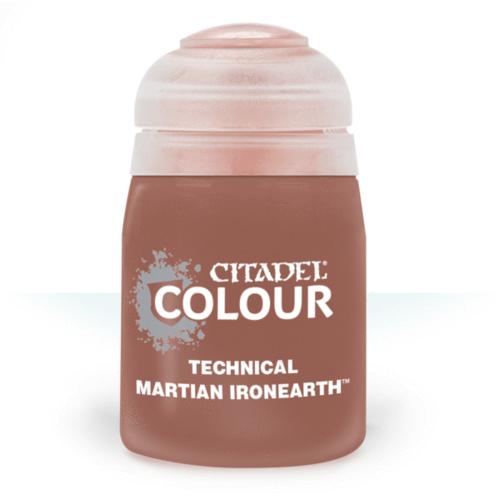 Citadel Paints Martian Ironearth