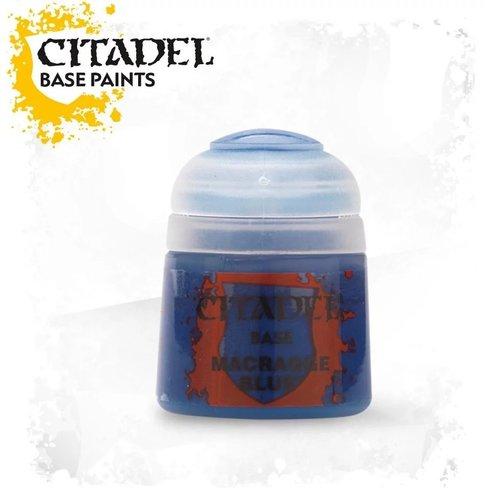Citadel Paints Macragge Blue