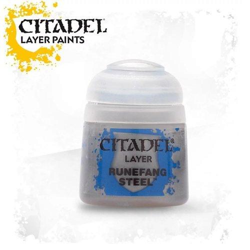 Citadel Paints Runefang Steel